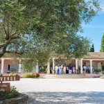 Pavillon Sully Mariage en Provence Château de l'Aumérade