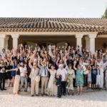 Pavillon Sully - Château de l'Aumérade - Mariage en Provence - Dîner sous les étoile